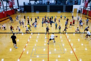 Powell_Reilly Basketball Clinic-27