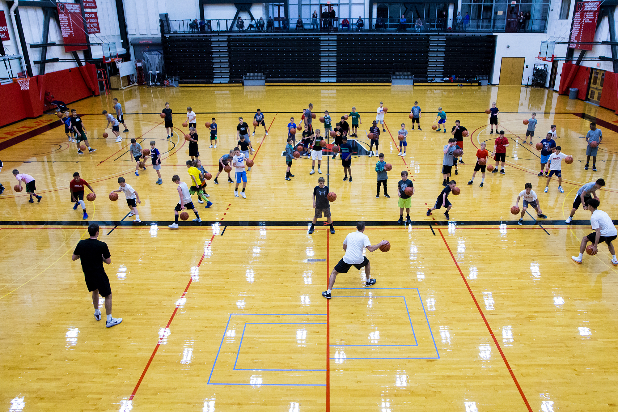 Powell_Reilly Basketball Clinic-27