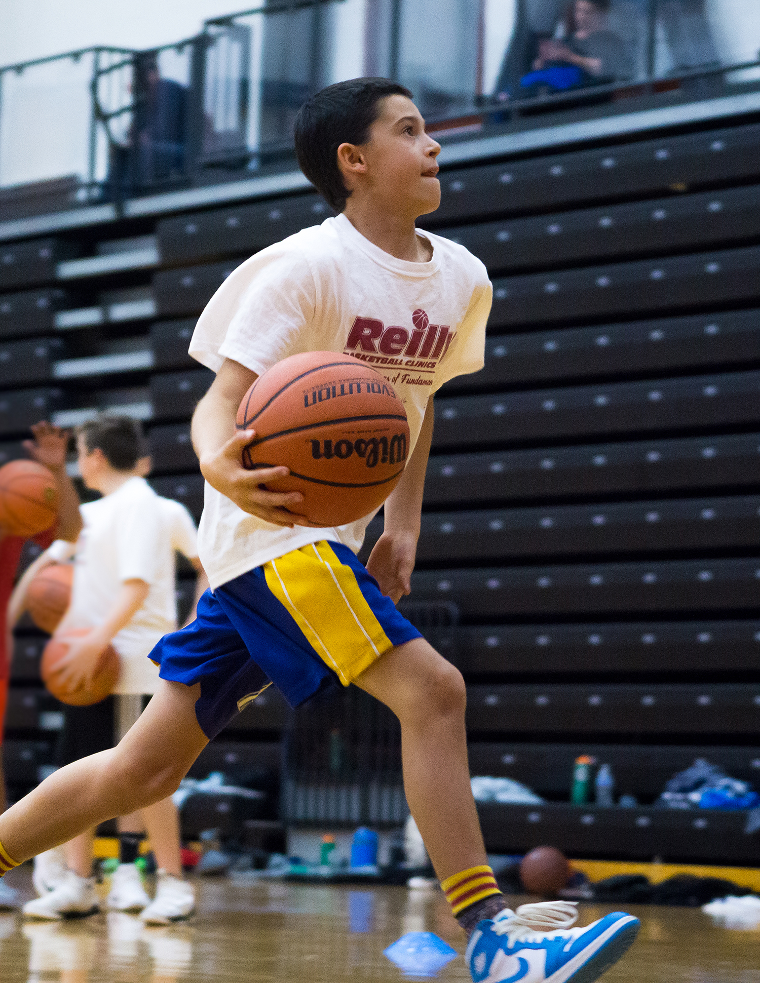 Powell_Reilly Basketball Clinic-50